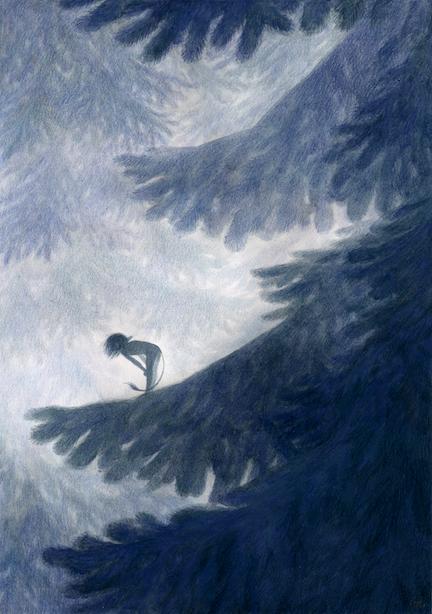 Utelias, by Paula Mela
