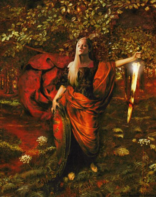 The Lady Kriemhilde